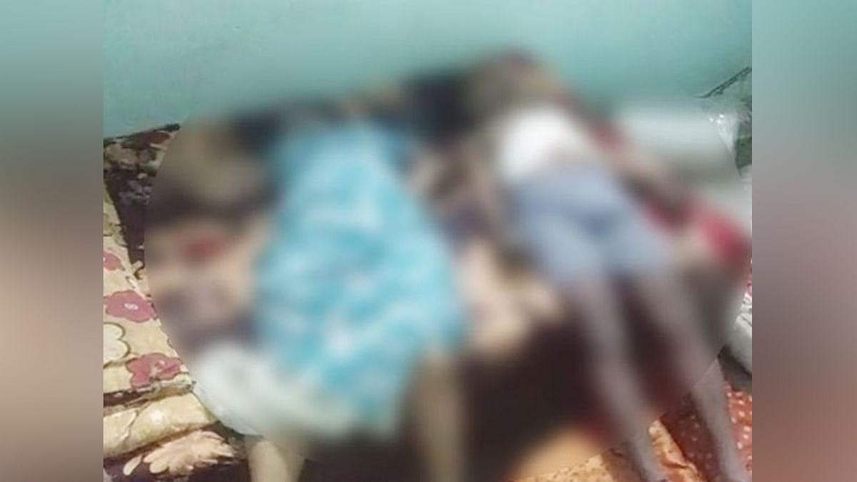 उज्जैन: दंपत्ति के सुसाइड से फैली सनसनी, कमरे का दरवाजा तोड़कर निकाला बाहर