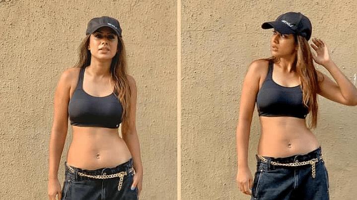 निया शर्मा ने पिंक मिनी ड्रेस में किया किलर डांस, वायरल हुआ वीडियो