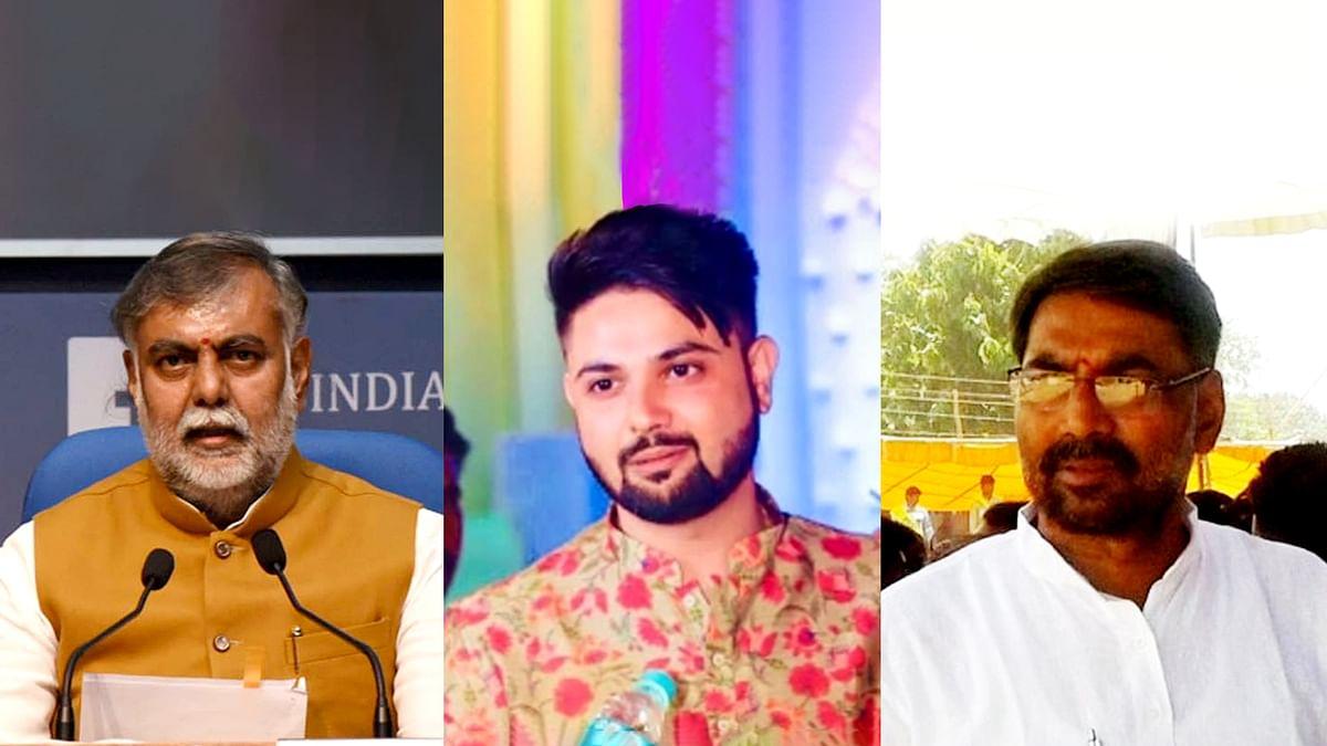 BJP विधायक के बेटे मोनू पटेल ने अपनी ही सरकार के खिलाफ खोला मोर्चा, कही बात