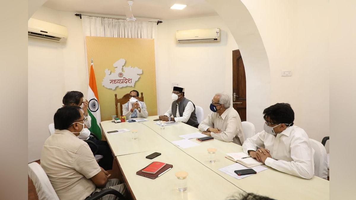 कोविड-19 पर रोकथाम के लिए CM ने ली मंत्रियों की बैठक, सौंपी बड़ी जिम्मेदारी