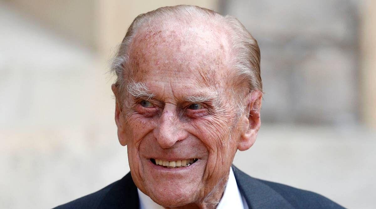 महारानी एलिजाबेथ द्वितीय के पति प्रिंस फिलिप का निधन