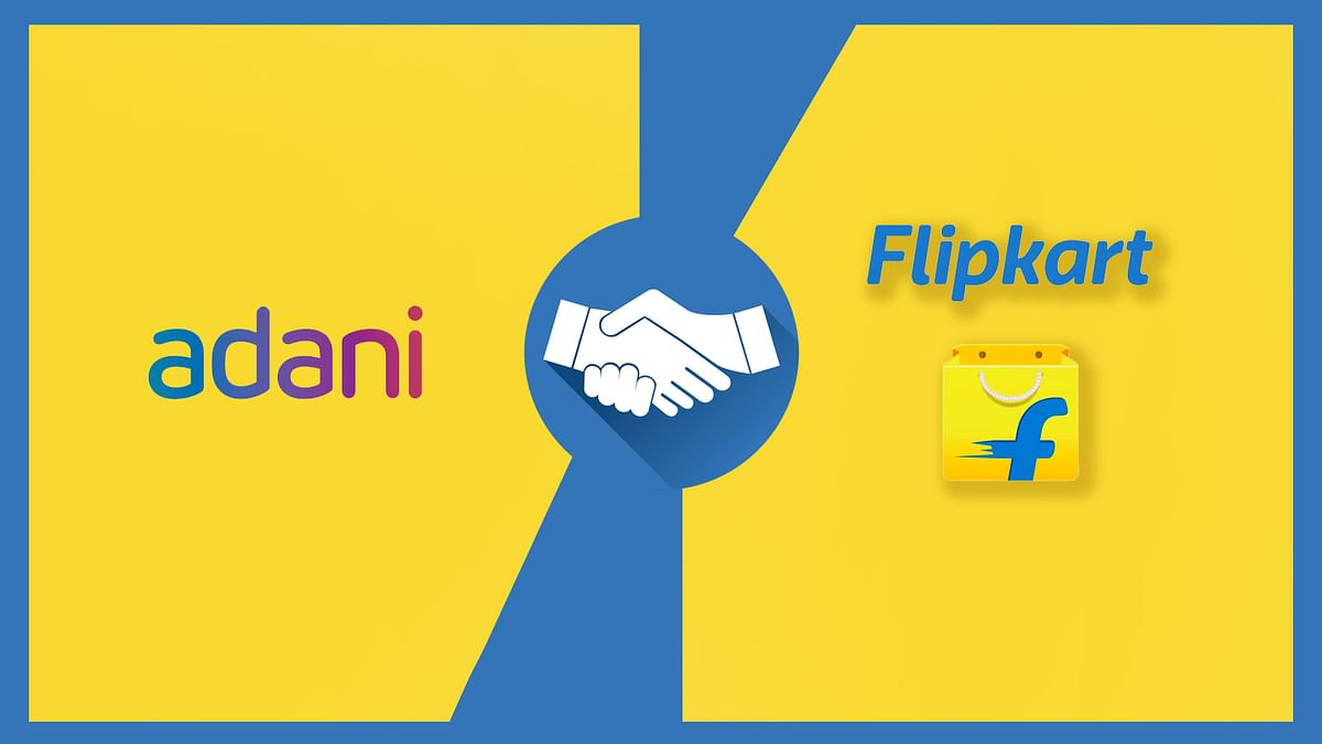 Flipkart-Adani Group partnership