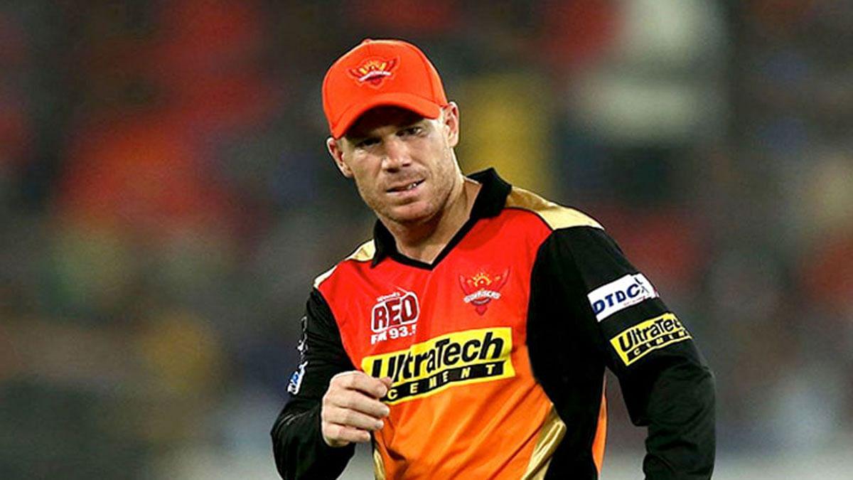पंजाब को कम स्कोर पर रोक कर गेंदबाजों ने शानदार प्रदर्शन किया : वार्नर