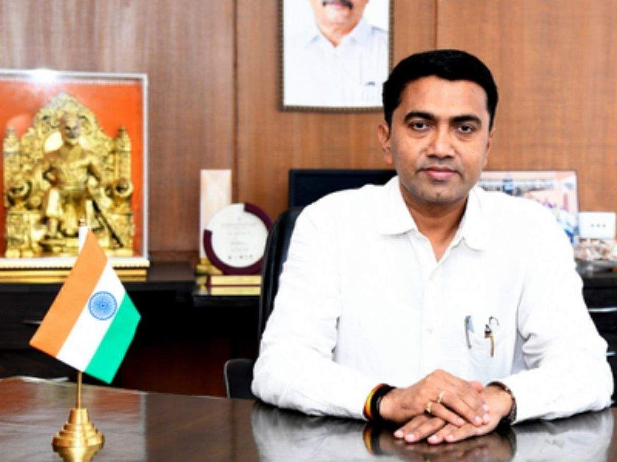 गोवा के CM प्रमोद सावंत का बर्थडे- शुभकामनाएं देने वालों का लगा तांता