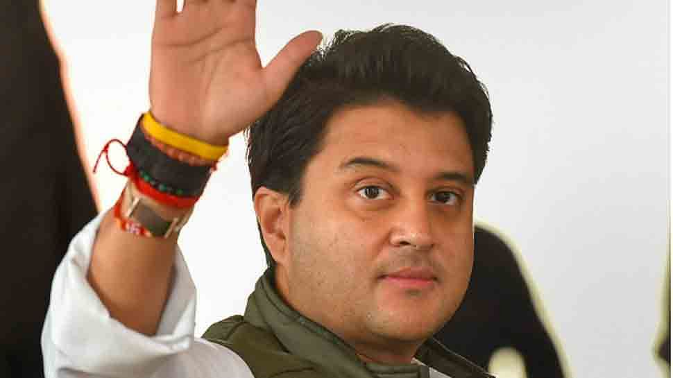 सिंधिया आज दमोह में भाजपा उम्मीदवार के पक्ष में सभाएं करेंगे संबोधित