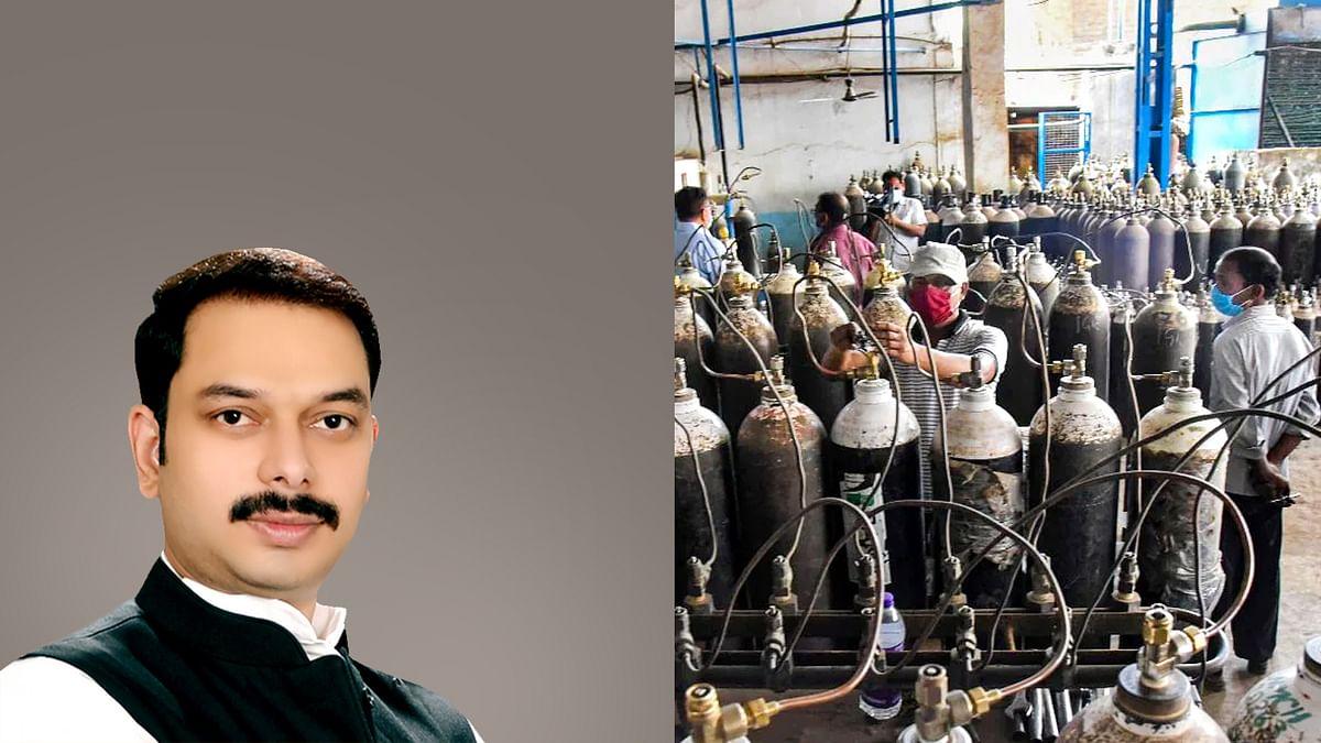 ग्वालियर की मदद के लिए आगे आए MLA प्रवीण, ओड़िशा से की ऑक्सीजन की व्यवस्था
