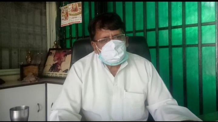 पूर्व मंत्री पीसी शर्मा का बयान चर्चा में, कोविड सेंटरों को लेकर कही बात
