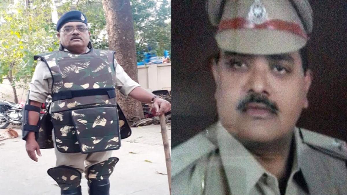 पुलिसकर्मियों पर छाया कोरोना का संकट, एएसआई राजेंद्र मरमट ने ली अंतिम सांस