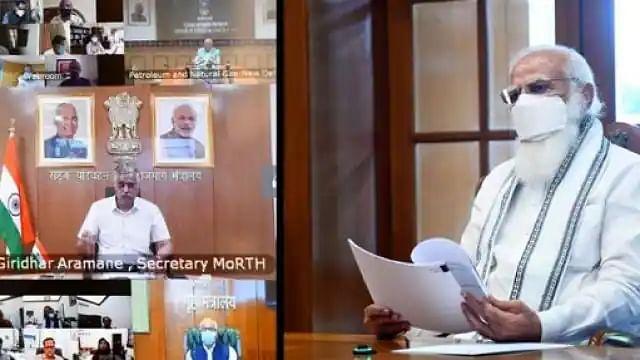 ऑक्सीजन की कमी को लेकर PM मोदी ने की हाई लेवल रिव्यू मीटिंग