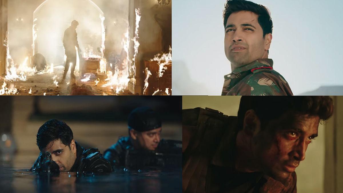 रिलीज हुआ 'मेजर' का टीजर, सलमान खान ने कहा-इसे कहते हैं धमाकेदार टीजर