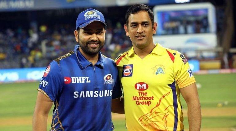 आईपीएल : चेन्नई सुपर किंग्स और मुंबई इंडियंस के बीच होगी कांटे की टक्कर
