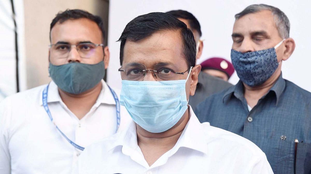 दिल्ली के मुख्यमंत्री अरविंद केजरीवाल ने खुद को किया क्वारंटीन