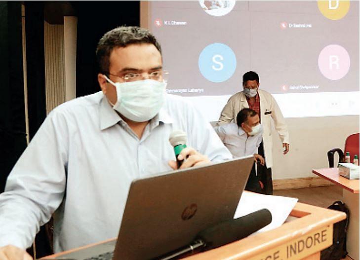 इंदौर : बिना डॉक्टर की सलाह के ना कराएं सीटी स्कैन
