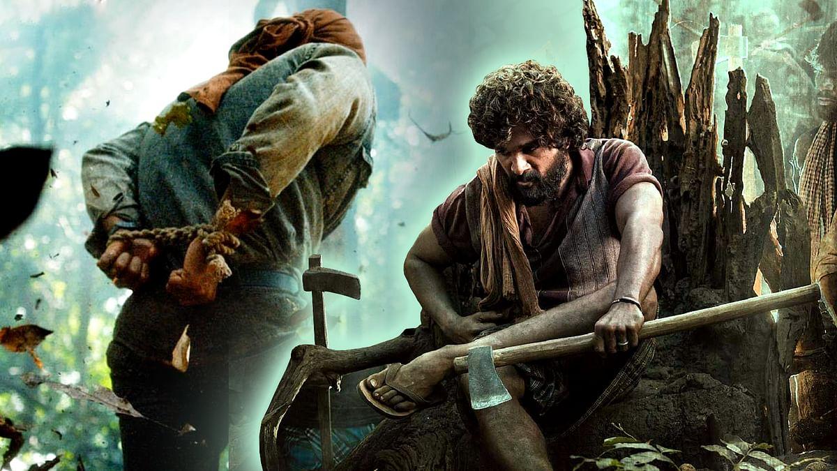 Pushpa First Glimpse: हाथ में हथकड़ी लगाए, जंगल में भागते दिखे अल्लू अर्जुन