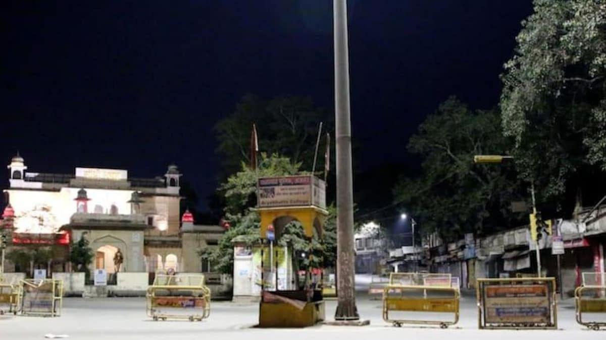 राजस्थान: कोरोना कंट्रोल के लिए जोधपुर जिला प्रशासन ने लगाया नाइट कर्फ्यू