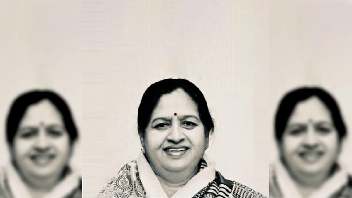 MP महिला कांग्रेस की अध्यक्ष 'मांडवी चौहान' का निधन, कोरोना ने ली जान