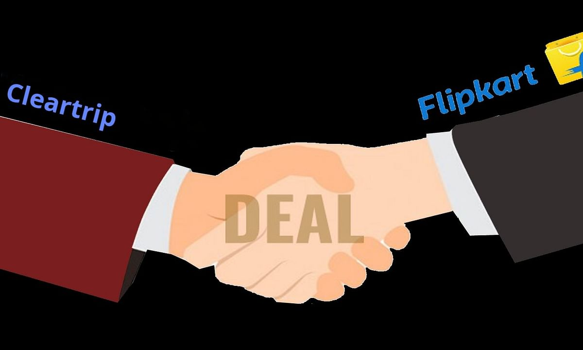 Flipkart-Cleartrip Deal Done