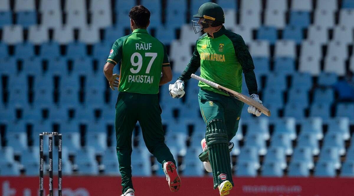 दक्षिण अफ्रीका ने पाकिस्तान को दूसरे टी-20 में छह विकेट से हराया