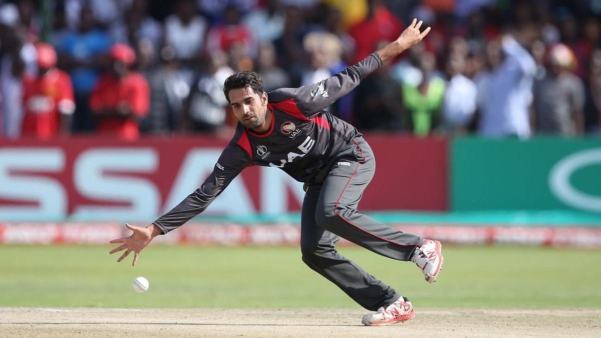 आईसीसी ने यूएई के तेज गेंदबाज कादिर अहमद पर लगाया पांच साल का प्रतिबंध