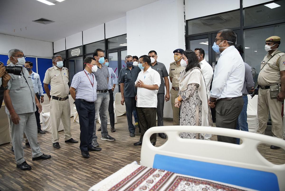 दिल्ली की केजरीवाल सरकार का रेमडिसिवर और ऑक्सीजन सप्लाई पर बड़ा फैसला
