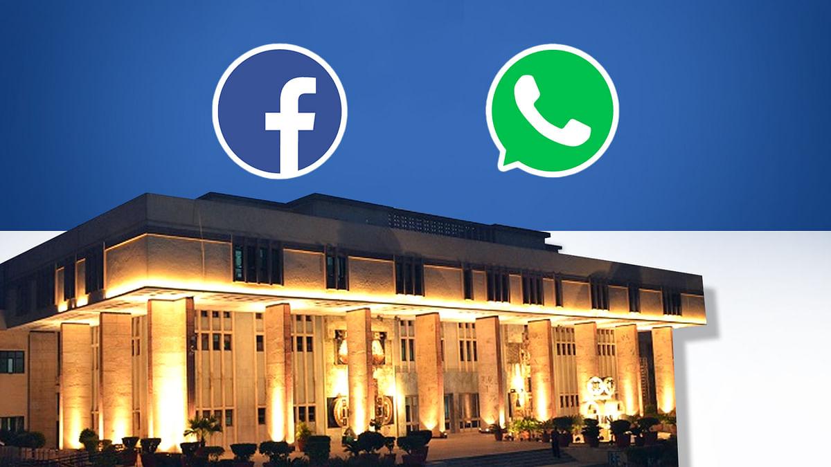 उच्च न्यायालय ने फेसबुक-व्हाट्सएप की याचिका खारिज की