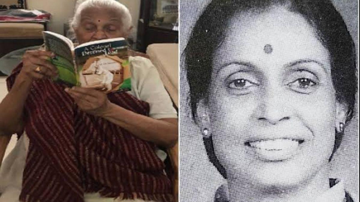 इंदौर : देश की पहली महिला क्रिकेट कमेंटेटर चंद्रा नायडू नहीं रहीं