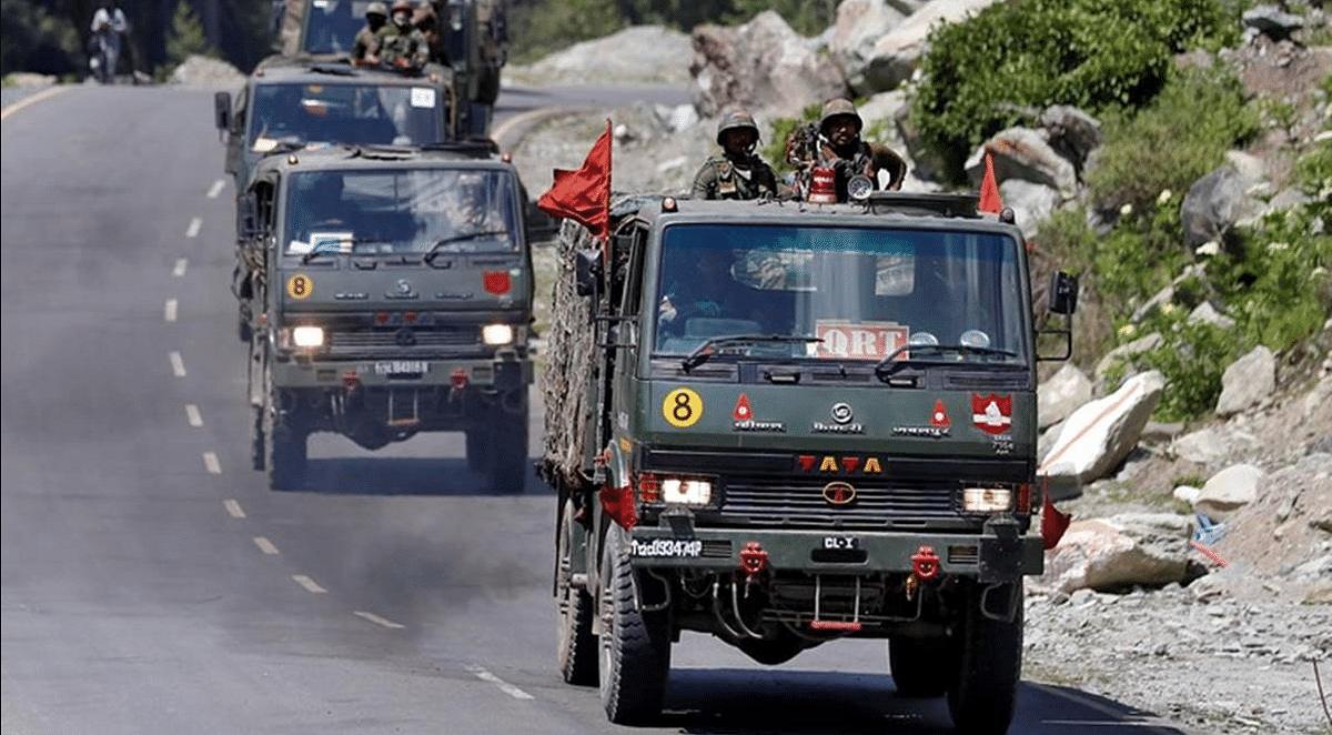जून में एलएसी पर शुरू हुआ भारत और चीन का विवाद अभी भी नहीं थमा