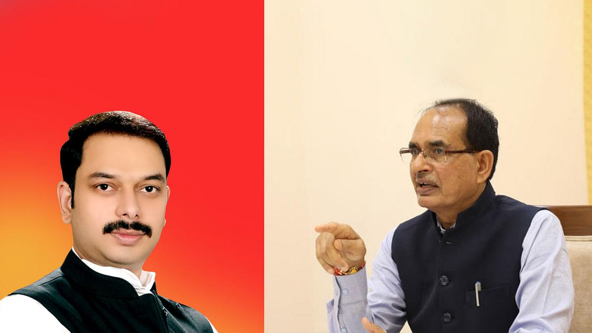 ग्वालियर: कांग्रेस विधायक प्रवीण पाठक ने CM चौहान को लिखा पत्र,दिलाया ध्यान