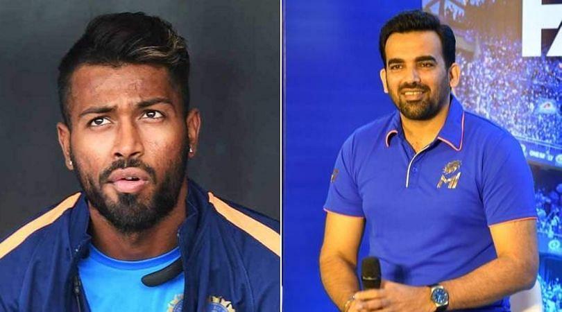 हार्दिक का आरसीबी के खिलाफ गेंदबाजी न करना वर्कलोड मैनेजमेंट का हिस्सा:जहीर