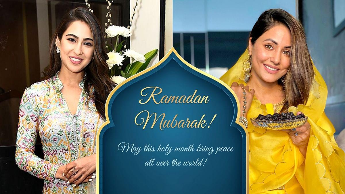 सारा अली खान ने दी रमजान की शुभकामनाएं