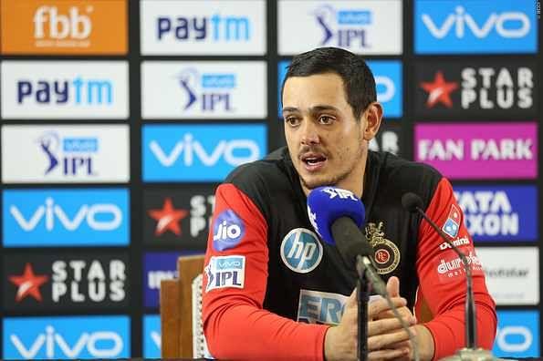 आईपीएल : डी कॉक के दम पर मुंबई ने राजस्थान को दी शिकस्त