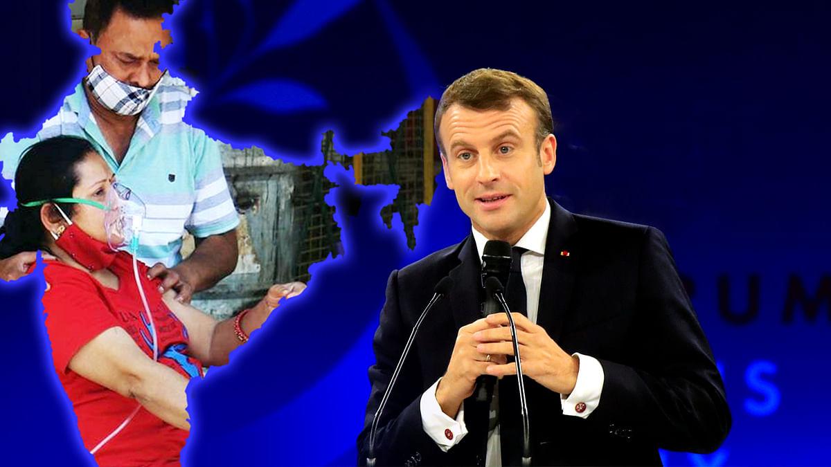 ऑक्सीजन की कमी के बीच अब भारत की मदद के लिए आगे आया 'फ्रांस'