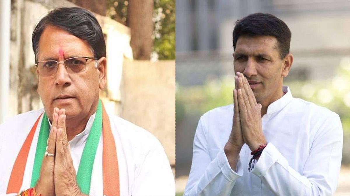 मध्यप्रदेश में कांग्रेस के विधायकों की मदद जारी