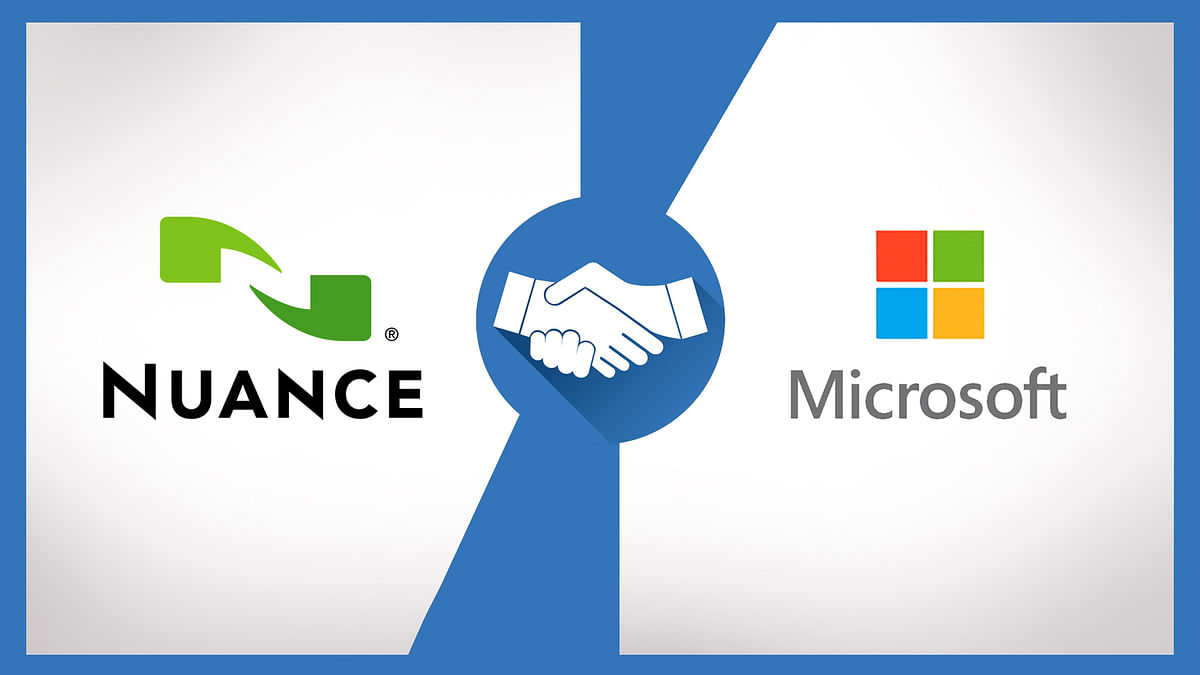 Microsoft and Nuance Deal