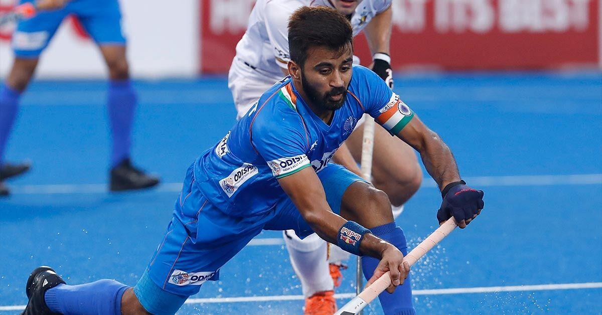 भारतीय हॉकी टीम ने ओलंपिक चैंपियन अर्जेंटीना से खेला 4-4 से ड्रॉ