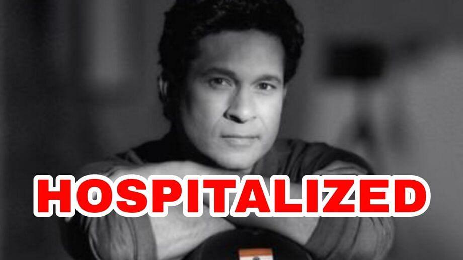 कोरोना : सचिन तेंदुलकर अस्पताल में भर्ती