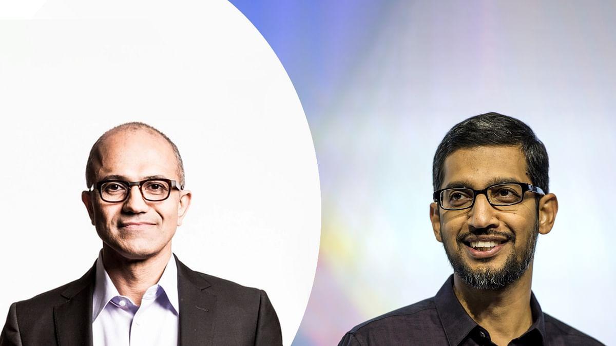 कोरोना संकट के बीच मदद के लिए आगे आईं IT कंपनी Google और Microsoft