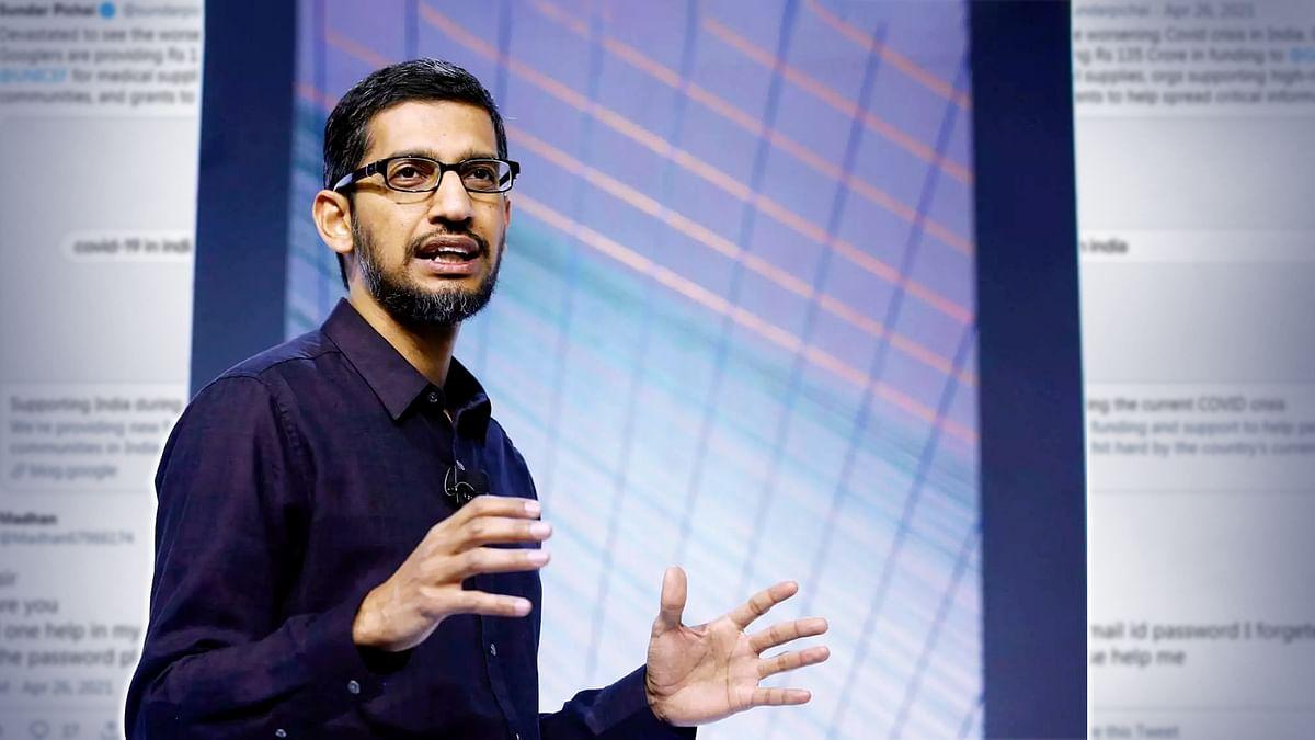 केंद्र सरकार की सख्ती के बाद आया Google और Twitter का जवाब