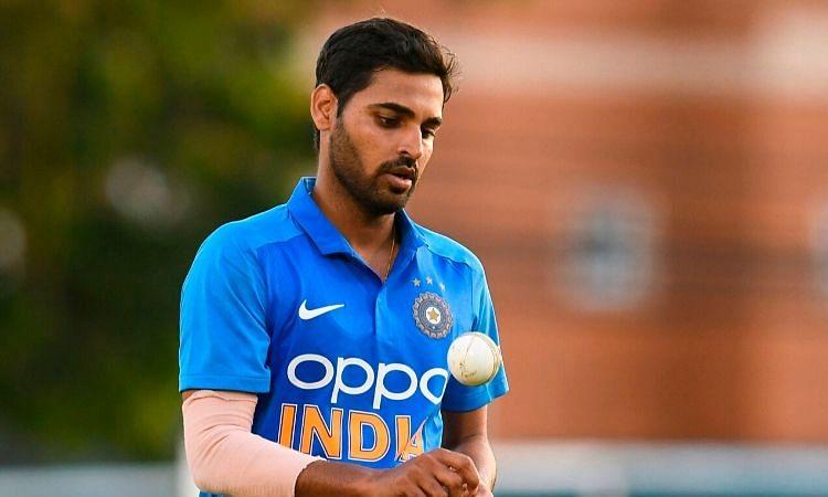 क्रिकेट : भुवनेश्वर बने आईसीसी के महीने के सर्वश्रेष्ठ खिलाड़ी