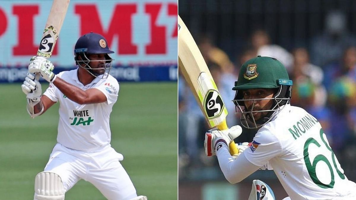बांग्लादेश के खिलाफ श्रीलंका ने स्टंप्स होने तक तीन विकेट पर बनाए 229