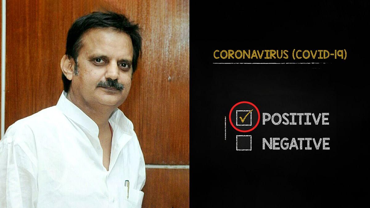 BJP के पूर्व मंत्री राजेंद्र शुक्ल हुए कोरोना पाॅजिटिव, ट्वीट कर दी जानकारी