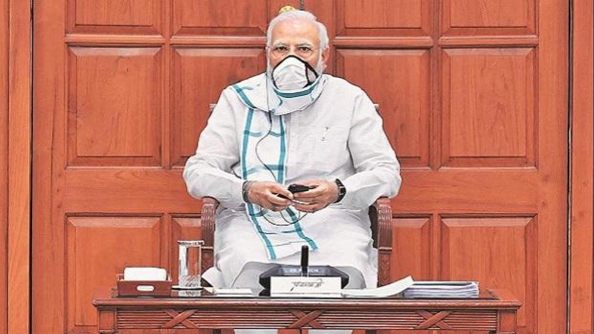 ऑक्सीजन कमी के भयावह पर एक्शन में PM मोदी-समीक्षा बैठक कर दिए ये निर्देश