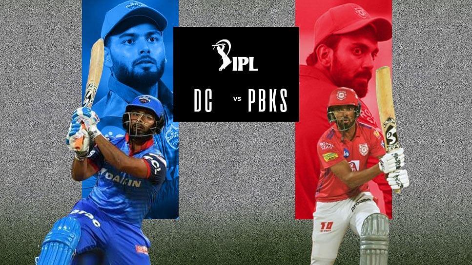 आईपीएल : दिल्ली कैपिटल्स और पंजाब किंग्स में होगी कांटे की टक्कर