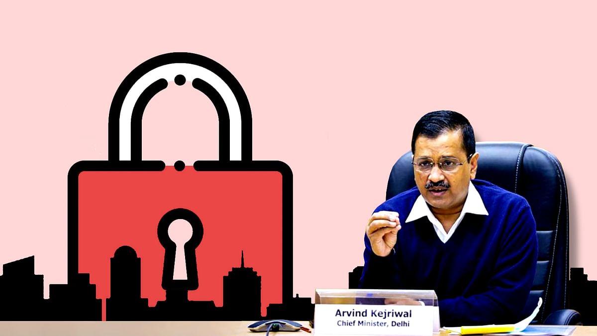 दिल्ली में रहेगा वीकेंड कर्फ्यू , CM केजरीवाल के कुछ बड़े ऐलान