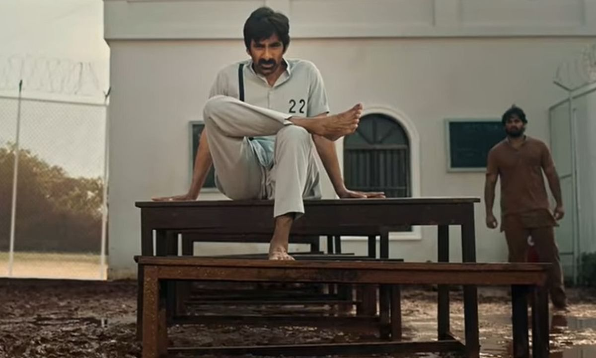 रवि तेजा की फिल्म 'खिलाड़ी' का टीजर रिलीज