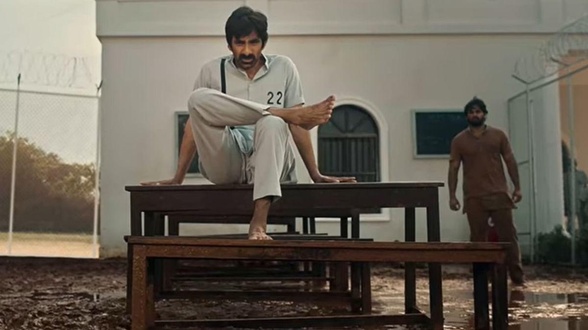 रवि तेजा की फिल्म 'खिलाड़ी' का टीजर रिलीज, सस्पेंस से भरा है VIDEO