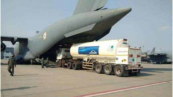 रेमडेसिविर इंजेक्शन की खेप आएगी इंदौर, किया जाएगा कई स्थानों पर ट्रांसपोर्ट