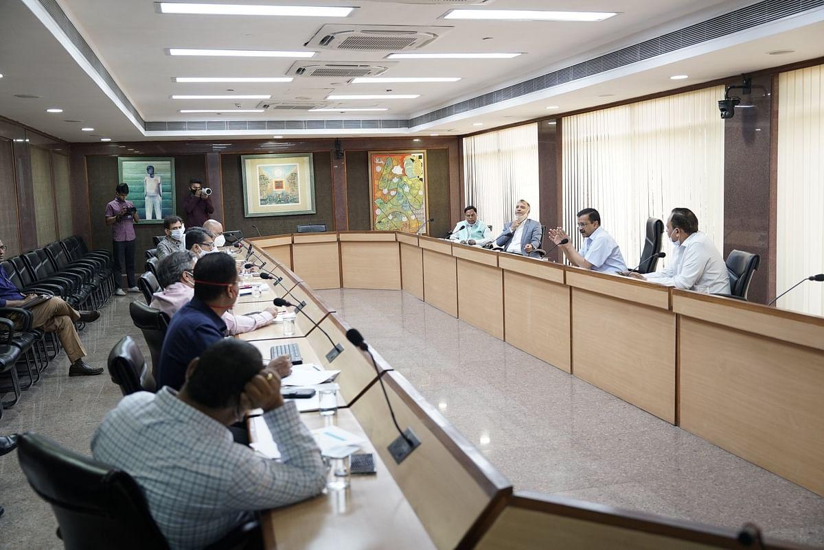 दिल्ली: कोरोना स्थिति पर समीक्षा बैठक कर CM केजरीवाल ने लिया ये बड़ा निर्णय