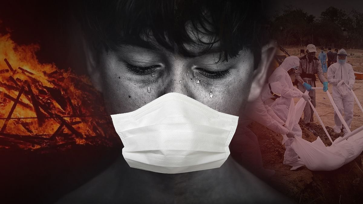 कोरोना से देश में तबाही जारी, प्रति दिन का आंकड़ा पंहुचा 3 लाख के पार
