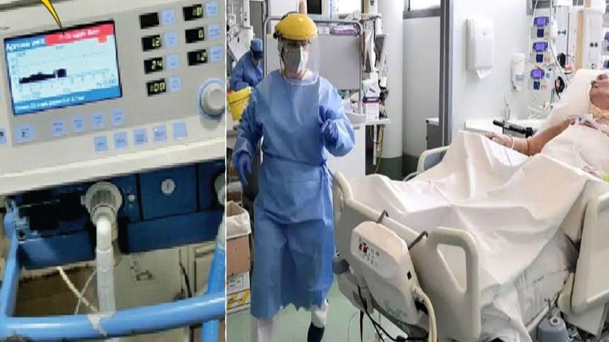 भोपाल में ऑक्सीजन की कमी से 10 मरीजों की मौत, पीपुल्स अस्पताल में मचा हड़कंप